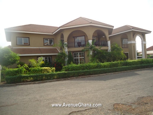 5 Bedroom House For Rent In Trasacco Valley Estates Accra Ghana