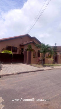 3 bedroom furnished house in Emefs Estates, Tema