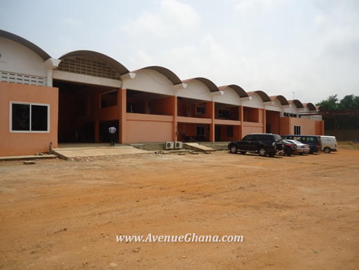 Warehouse On 3 6 Acres Of Land For Sale At Tema Houses
