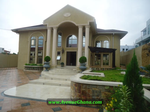 6 Bedroom Houses For Rent | Executive 6 Bedroom House To Let Near Regimanuel Estates Spintex
