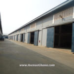 Commercial Property: Warehouse to let at Spintex Road, Accra