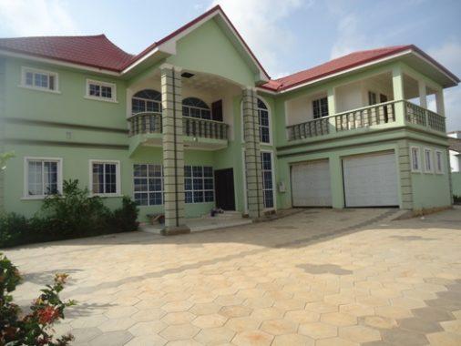 5 bedroom house for rent in Adjiringanor East Legon Accra Ghana