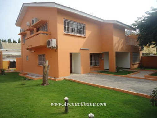 4 bedroom house for rent in Cantonments near American Embassy, Accra Ghana