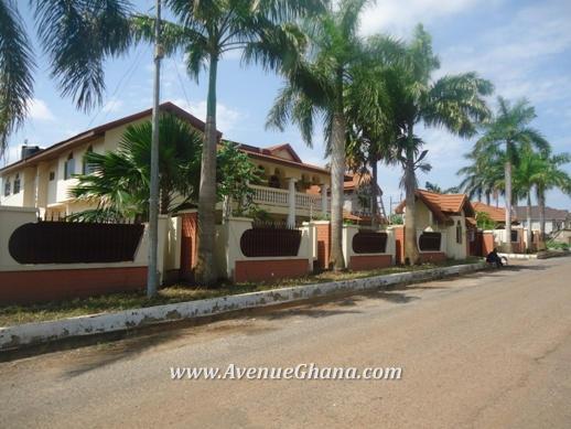 6 bedroom Swimming Pool House for rent in Adjiringanor, East Legon Accra