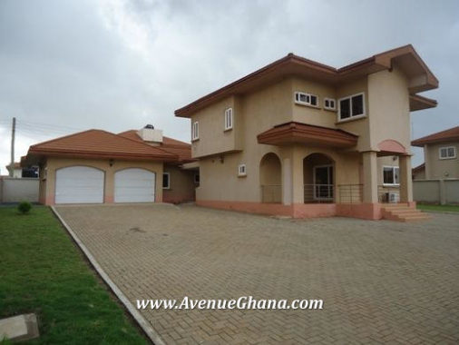 4 bedroom house & 2BQ for rent in Regimanuel Estate, Spintex Road in Accra Ghana