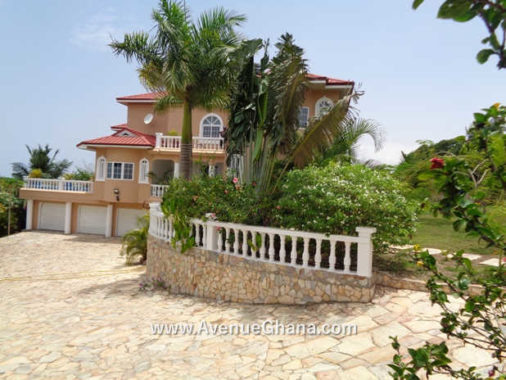 4 bedroom house for rent at McCarthy Hills in Accra, Ghana