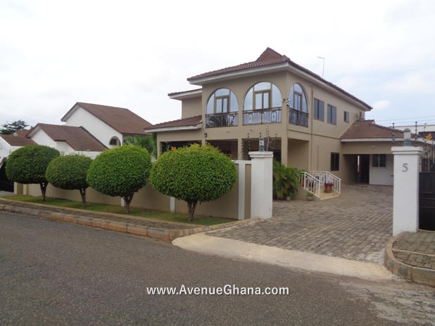 3 Bedroom Estate House For Sale In Airport Hills Accra