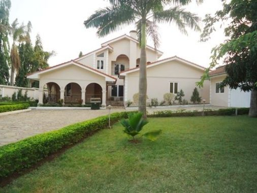 Executive 6 bedroom house in North Legon for rent, Accra