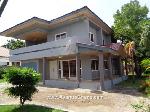 5 bedroom house for rent at Labone near Coffee Shop, Accra Ghana