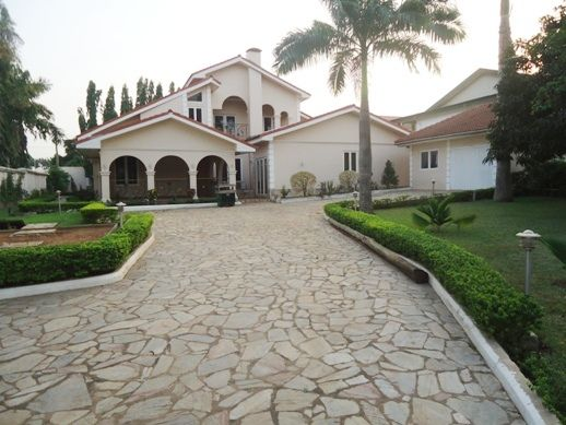 Executive 6 Bedroom House In North Legon For Rent Houses