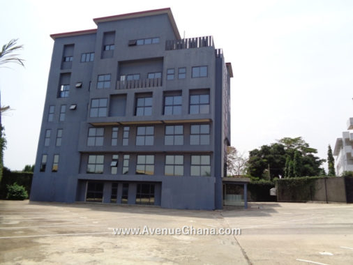 Executive office building for rent at Ring Road near Kanda High Way or North Ridge