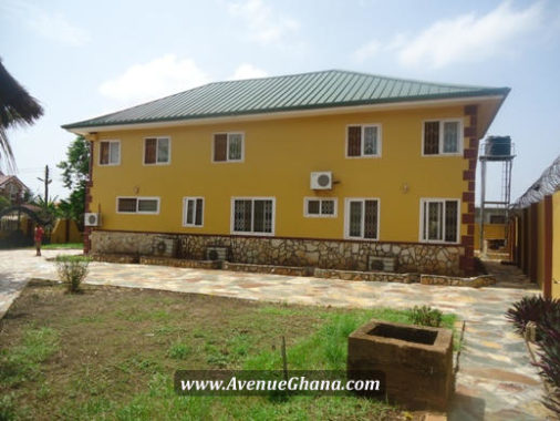 3 Bedroom House On 2 Plots For Sale At Oyarifa Accra