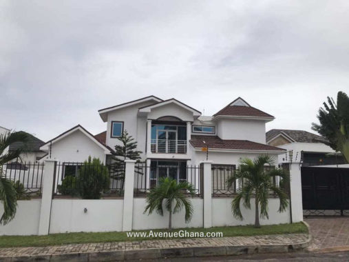 4 bedroom estate house for rent in Airport Hills Accra Ghana