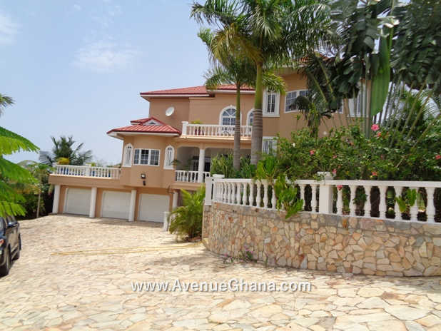 4 Bedroom House For Rent At Mccarthy Hills In Accra Ghana