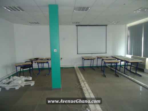 commercial property office complex for sale at tema community 1