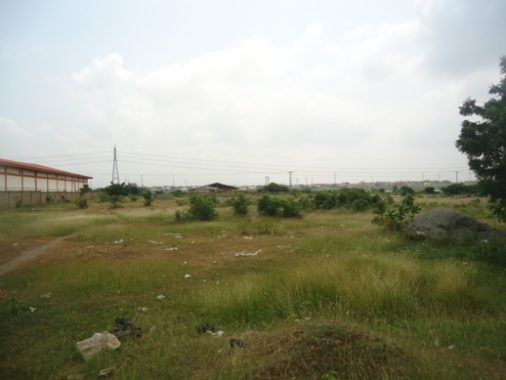 3.5 Acres commercial plot for sale in Tema, off Accra-Tema Motorway