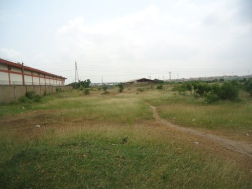 3.5 Acres commercial plot for sale in Tema, off Accra-Tema Motorway Ghana