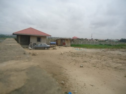 Commercial plot located around Tema Beach Road for sale