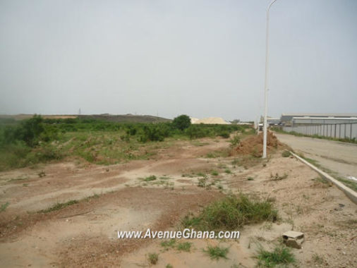 Residential land for sale in NTHC Estates, East Legon Accra