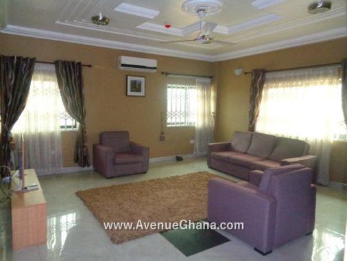 Executive 3 bedroom apartment for rent at Adjiringanor in East Legon Accra Ghana
