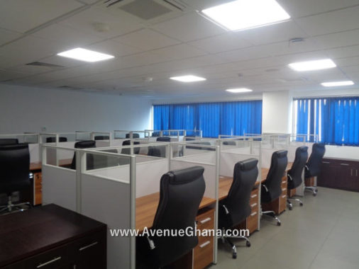 Office for rent in Airport Residential Area Accra Ghana