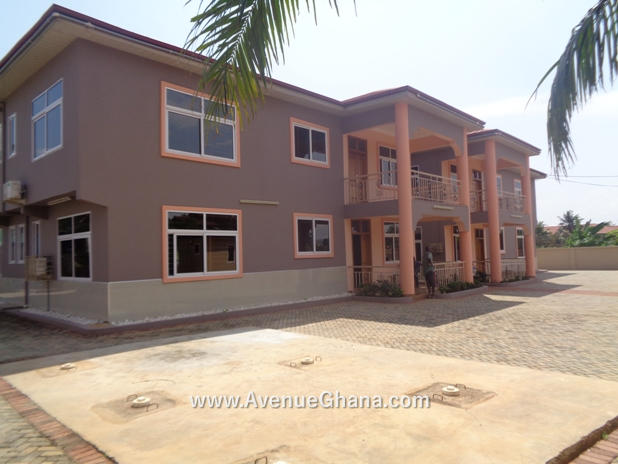 4 bedroom apartment for sale in Haatso North Legon Accra