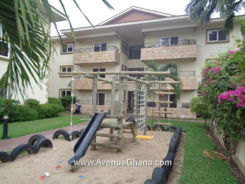 2 3 bedroom apartment to let at Cantonments near the Police Headquarters, Accra Ghana