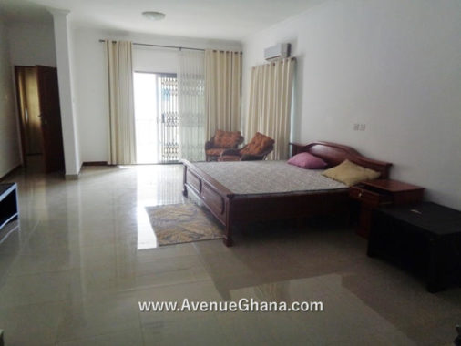 Furnished 3 bedroom townhouse for rent at Roman Ridge in Accra Ghana