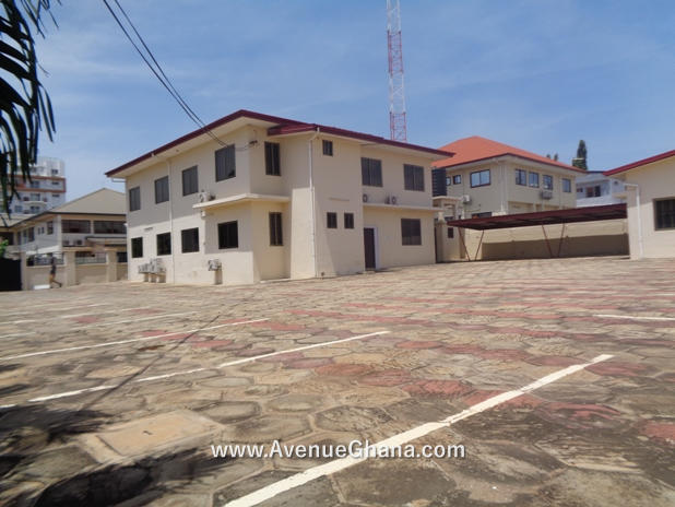 Commercial property for sale in Accra Ghana