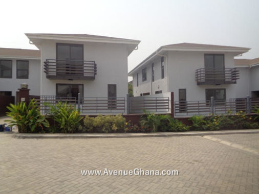 Executive 4 bedroom townhouse for rent near Labadi Beach Hotel in Accra