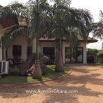 2 bedroom partly furnished annex house to let at East Legon, Adjiringanor