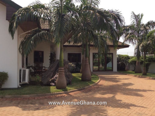 2 bedroom partly furnished annex house to let at East Legon, Adjiringanor
