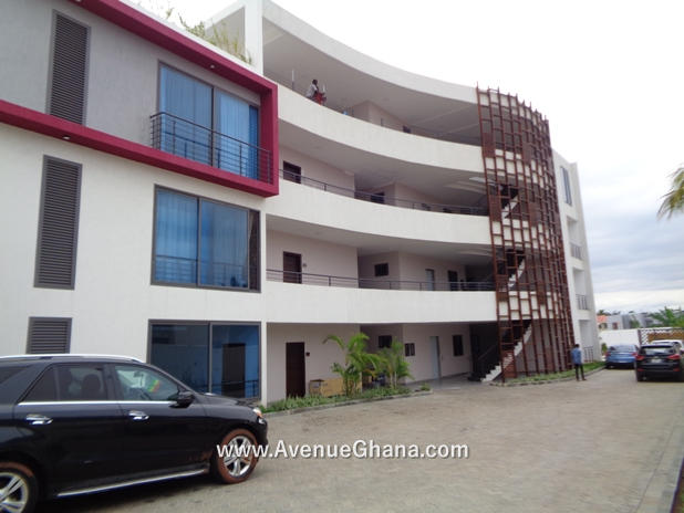 2 bedroom fully furnished apartment to let at East Legon near A&C Shopping Mall, Accra