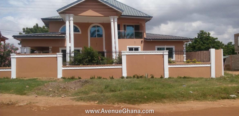 4 bedroom house for rent near Tema International School at Tema Community 21 in Ghana